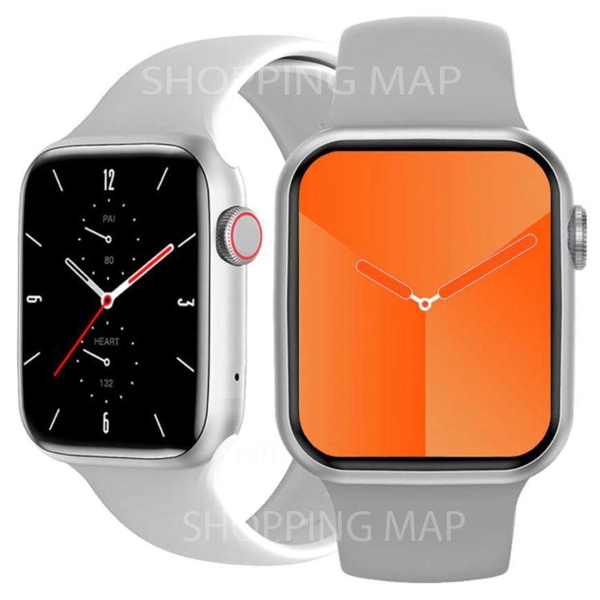 [SIÊU PHẨM] HW22 Pro SmartWatch, Đồng hồ thông minh Apple Watch S6 44mm HW22 PRO SẠC KHÔNG DÂY Chống Nước, Với nhiều tính năng nổi bật vượt trội như màn hình Tràn Viền, hỗ trợ Nghe Gọi, thay Hình Nền, có Núm Xoay Màn 1.75 inch
