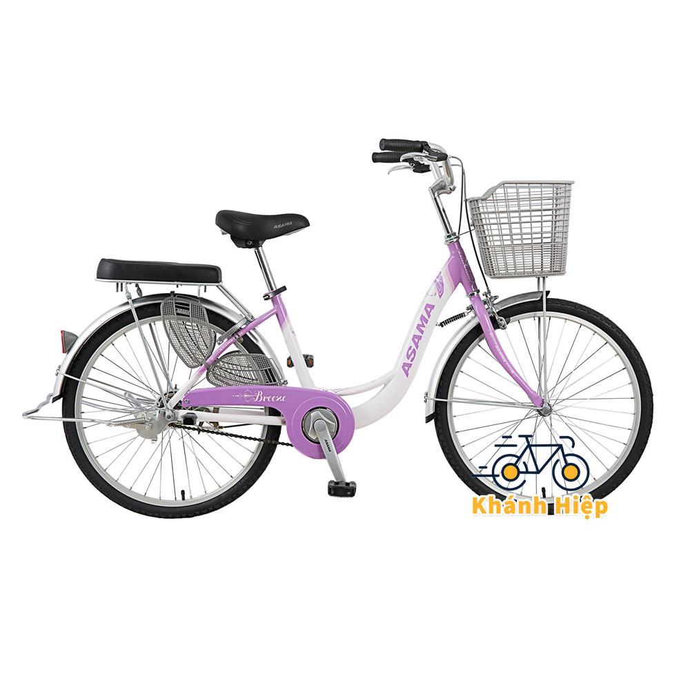 Xe đạp Asama BR2402 - Xe đạp trẻ em cho bé gái 10 tuổi