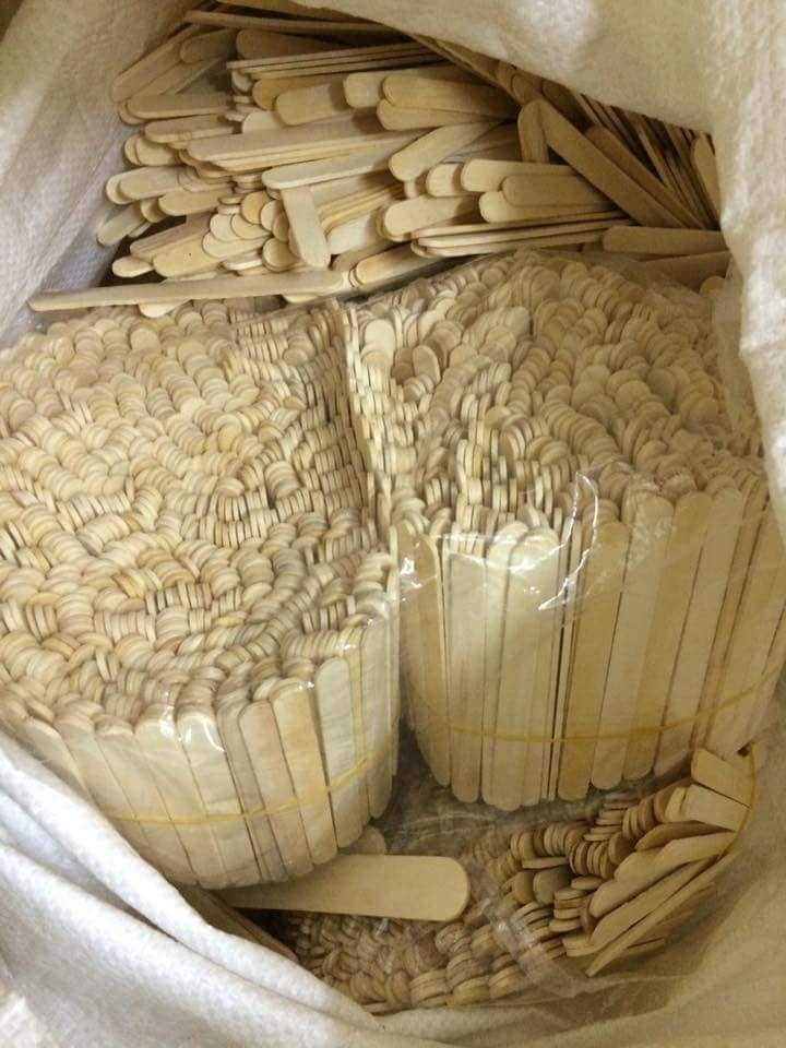 Que kem gỗ 1kg các loại làm đồ handmade (13x1cm)