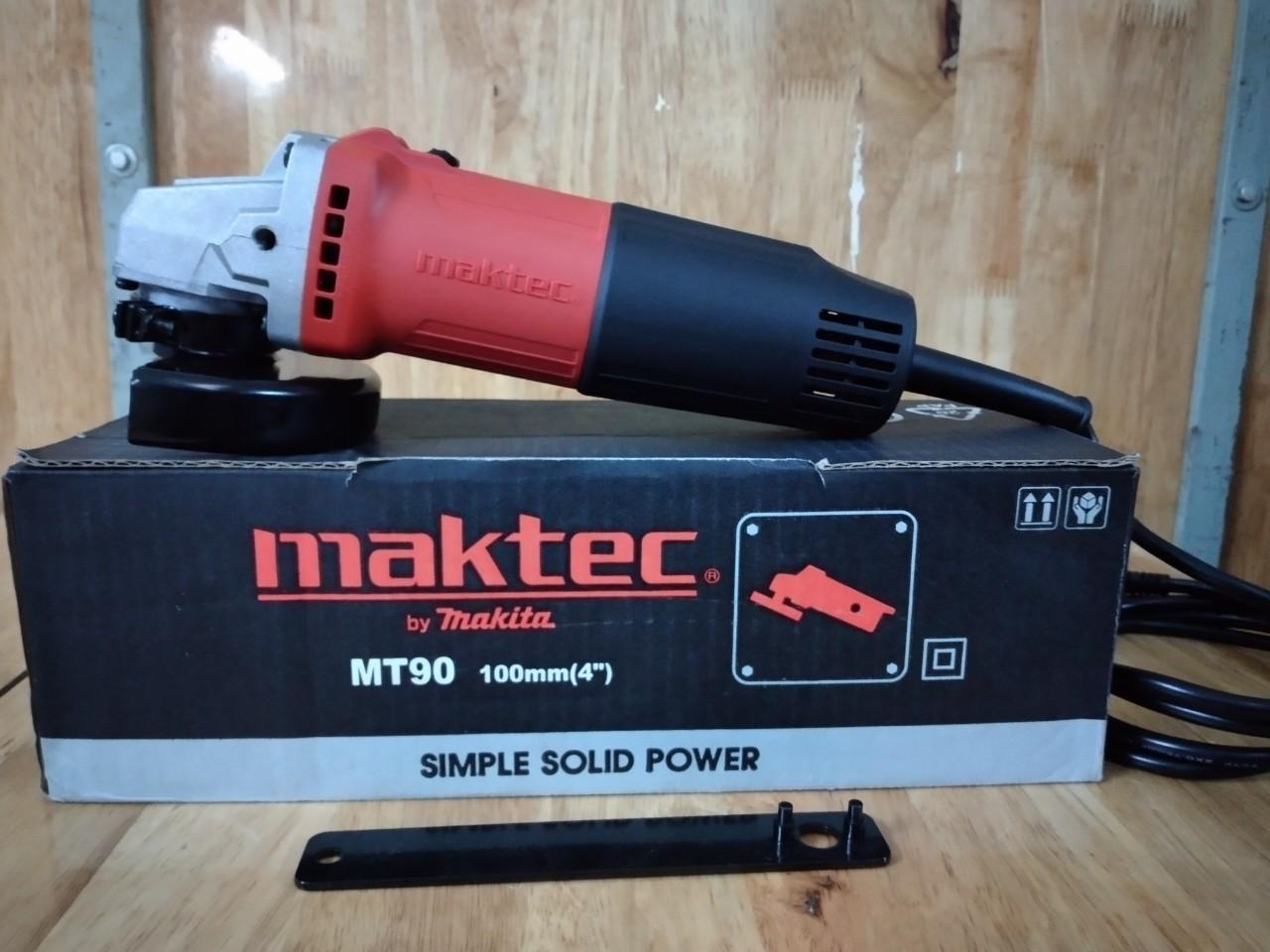 máy mài góc , máy cắt MAKTEC MT90 100mm | Lazada.vn