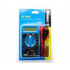 [1 đổi 1 6 tháng ] Đồng hồ đo điện Cao cấp Berent - Huy Tưởng