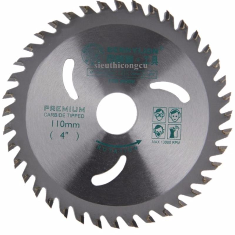 110MM (4'') Lưỡi cưa gỗ hợp kim 30 răng BERRYLION - 041100401