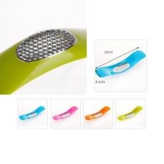 1Pc Gadget Kitchen Garlic Press Garlic Crusher Chopper Households Accessories - intl