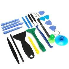 25 pcs Repair Open Pry Tools Set Kit Mobile Phone Disassemble Tool For Cellphone - Intl