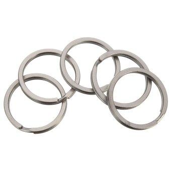 48fc1b4fdc Nơi Để Mua Sắm Đối Với 28mm Edc Gear Titanium Ti Key Chain Key Ring ...