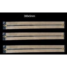 3 bộ dây nhiệt và màng chống dính thay thế máy hàn miệng túi 300x5mm (đỏ)
