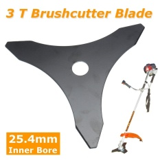 3 Tooth Brush Cutter Brushcutter Trimmer Blade Trimmer Strimmer Lawn Mower 3 T - intl