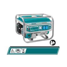 3.0KVA Máy phát điện động cơ xăng Total TP130005
