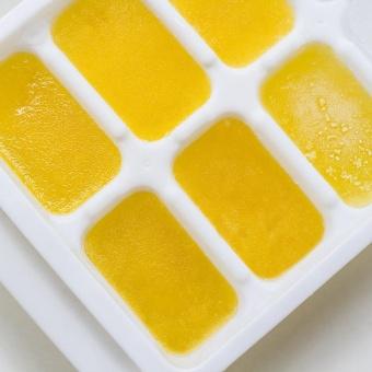 4 Pcs DIY Ice Lattice 16 Cubes Kitchen Bar Tools Appliances Jelly Cube Mold Tray - intl