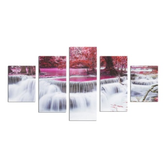 5 Pcs Canvas Painting Printed On Canvas For Living Room Wall Art Pictures - intl - 8360589 , NO128HLAA8UZ77VNAMZ-17386150 , 224_NO128HLAA8UZ77VNAMZ-17386150 , 314000 , 5-Pcs-Canvas-Painting-Printed-On-Canvas-For-Living-Room-Wall-Art-Pictures-intl-224_NO128HLAA8UZ77VNAMZ-17386150 , lazada.vn , 5 Pcs Canvas Painting Printed On Canvas