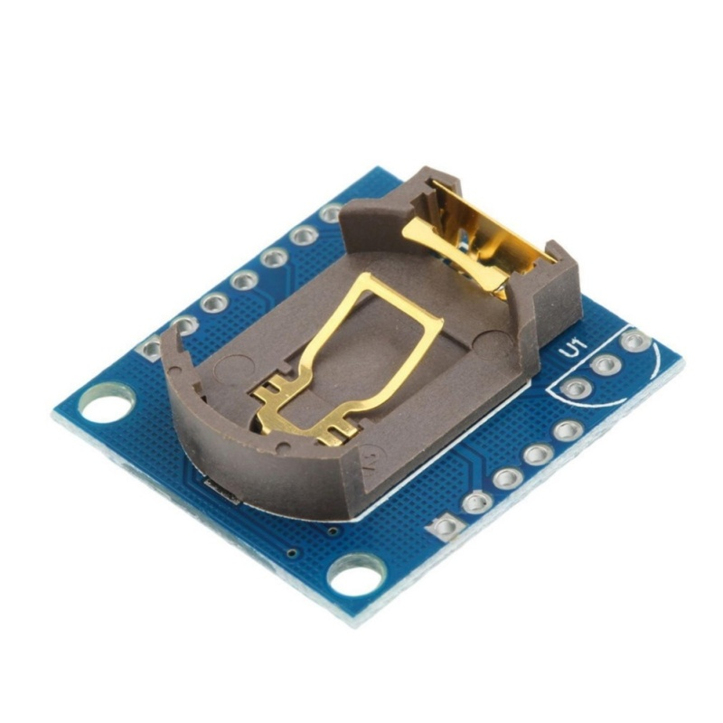 Bảng giá Mua 5Pcs RTC I2C DS1307 AT24C32 Real Time Clock Module For Arduino AVR ARM - intl