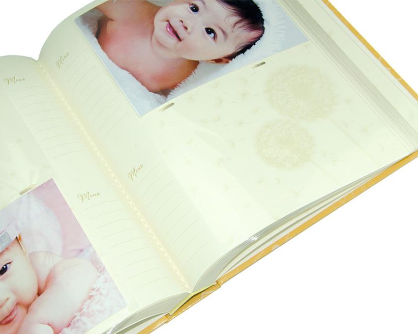 Album ảnh Monestar - 13x18/200 hình NO572-01 (cam)