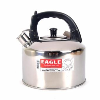 Ấm nước reo Inox Eagle 4.5 lít AS4545  Duy nhất