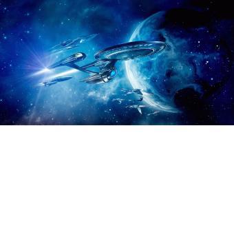 Ảnh decal bóc dán Star Trek Beyond