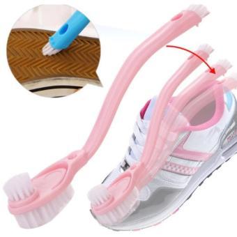 Bàn chải cán dài chà giày và chân