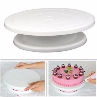 Bàn xoay bánh kem 28 cm - Cake Turntable - 2