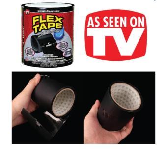 Băng dính chịu nước siêu khỏe đa năng Flex Tape - Hàng nhập khẩu, công nghệ USA