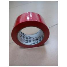 Băng dính dán nền 3M 764 50mm x 32,9m (đỏ)