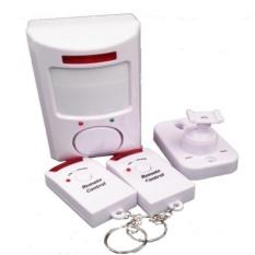 Báo động hồng ngoại điều khiển từ xa CTI RV1  TI356 tặng dao gập thẻ ATM K 473