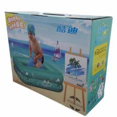 Bể bơi 2 tầng 120*85*35 Cm