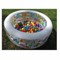 Bể bơi cá 3 tầng 152x56 model 58480