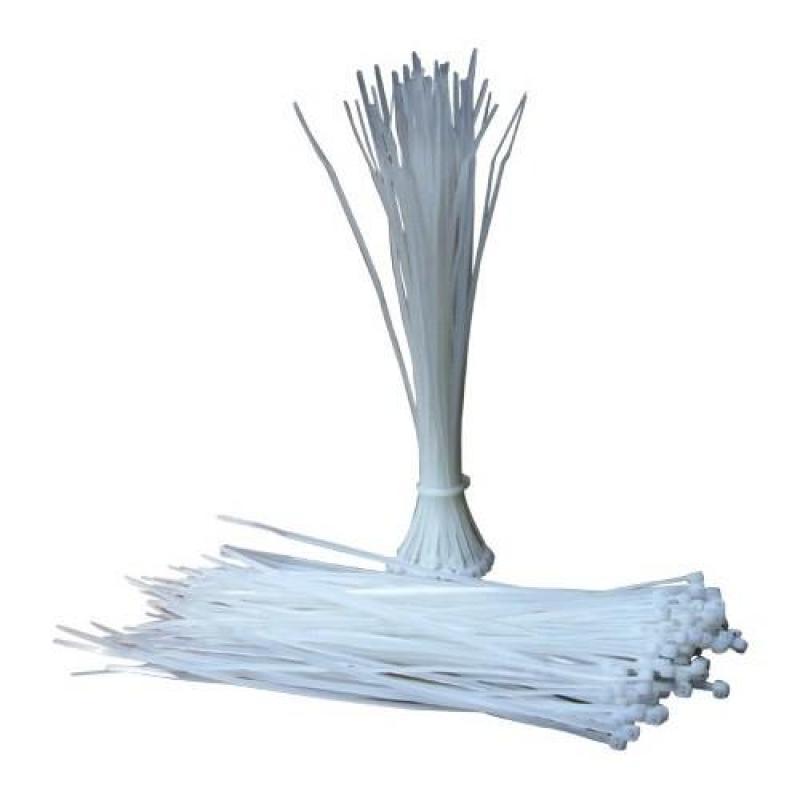 Bảng giá Mua Bịch 100 sợi DÂY RÚT Nhựa 1Tấc (100mm)