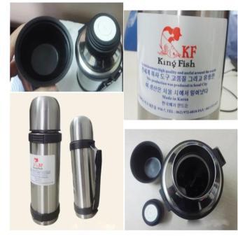 Bình giữ nhiệt nóng lạnh KINGFISH có dây đeo Hàn Quốc 1Lít ( Loại1) 2017 - 8513445 , OE680HLAA4XWP1VNAMZ-9108716 , 224_OE680HLAA4XWP1VNAMZ-9108716 , 195000 , Binh-giu-nhiet-nong-lanh-KINGFISH-co-day-deo-Han-Quoc-1Lit-Loai1-2017-224_OE680HLAA4XWP1VNAMZ-9108716 , lazada.vn , Bình giữ nhiệt nóng lạnh KINGFISH có dây đeo Hàn Qu