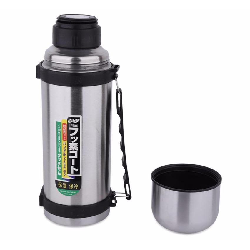 Bình giữ nhiệt Travel Bottle 1200ml (Inox)