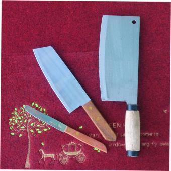 Bộ 03 dao làm bếp tiên dụng