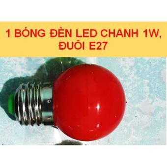 Bộ 1 bóng LED trái chanh