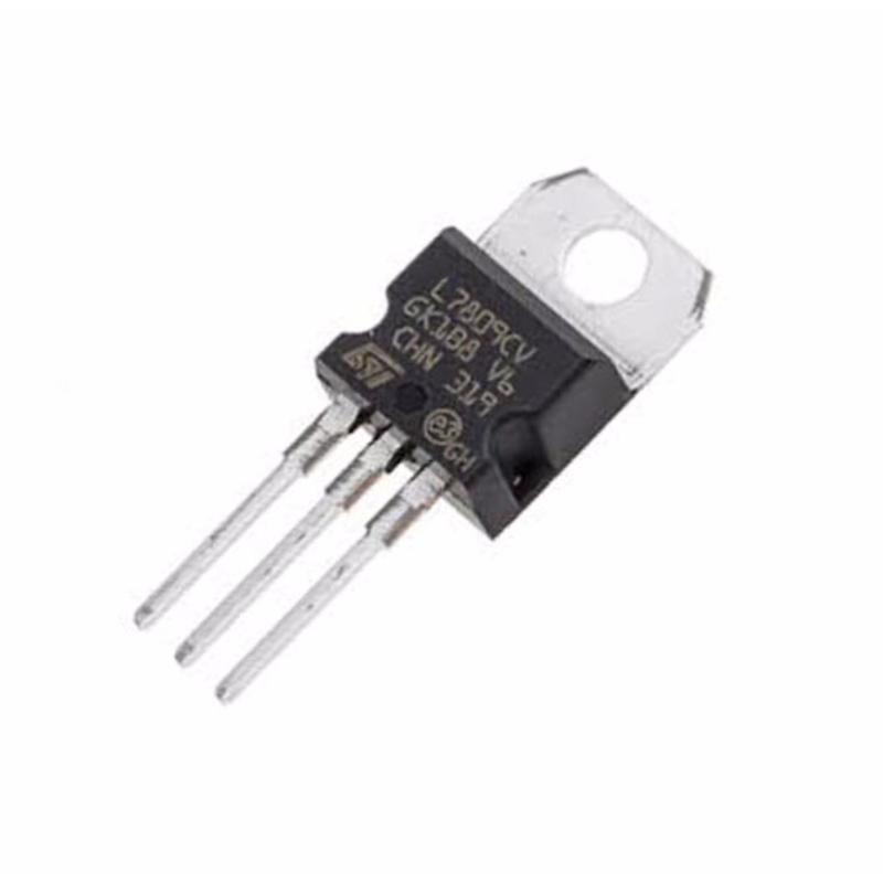 Bảng giá Bộ 10 Con IC Nguồn L7809CV 1.5A TO220