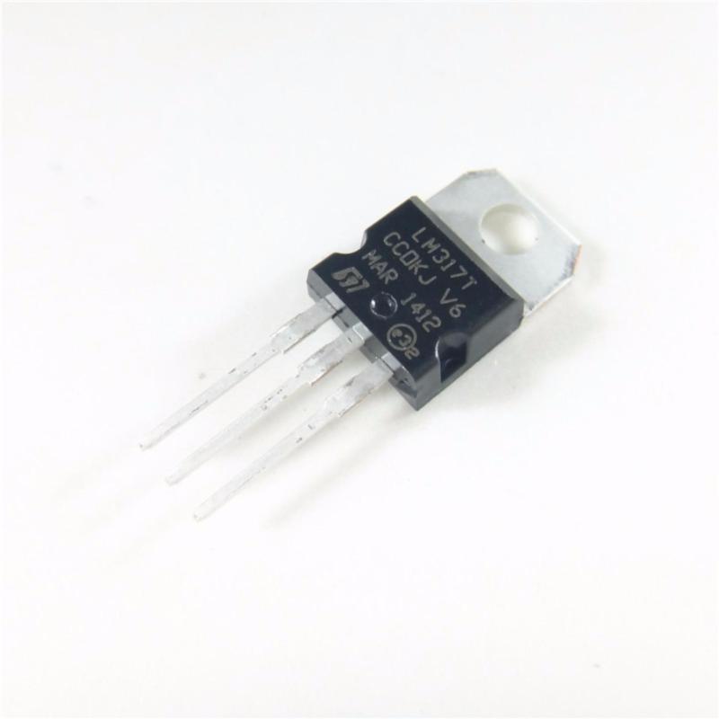 Bảng giá Bộ 10 Con IC Nguồn LM317 1.2-37V TO-220