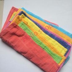 Giá Sốc Bộ 10 khăn lau tay, lau chén nhà bếp (loại nhỏ)  Hello shop
