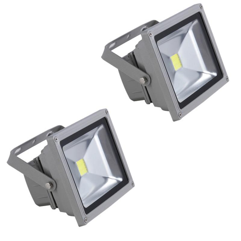 Bảng giá Mua Bộ 2 đèn pha led Rinos RNP620 20W