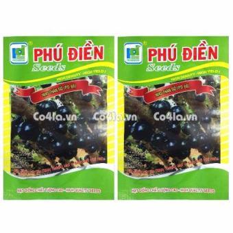 Bộ 2 gói hạt giống Nho thân gỗ (PD)