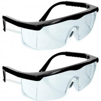 Bộ 2 kính bảo hộ chống bụi và tia UV 805