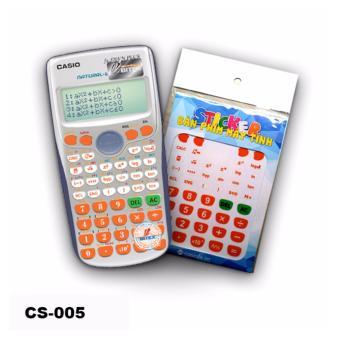 Bộ 2 stiker trang trí bàn phím máy tính (CS005)