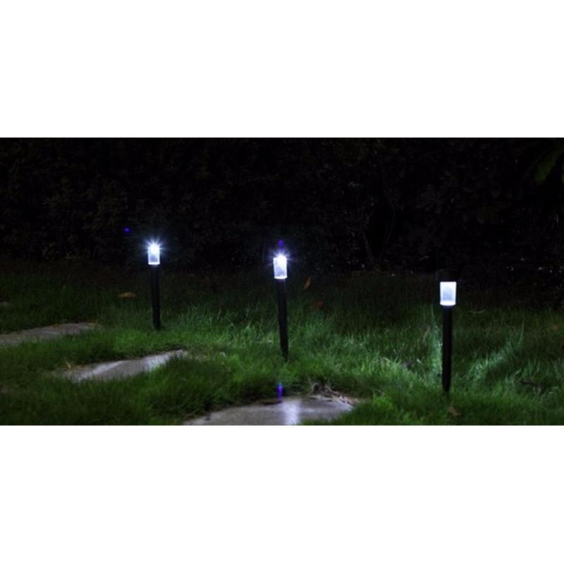 Bảng giá Bộ 3 sản phẩm Đèn led sân vườn NLMT có cảm biến.