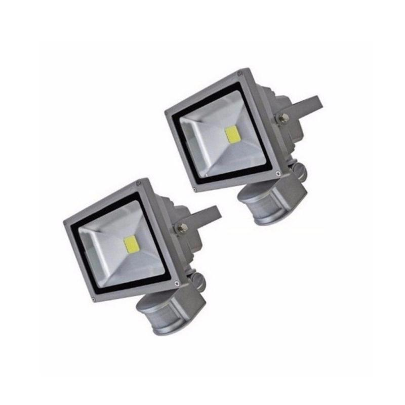 """Bảng giá Bộ """"đèn pha cảm ứng chuyển động 10W SENSORPHALED10W"""""""