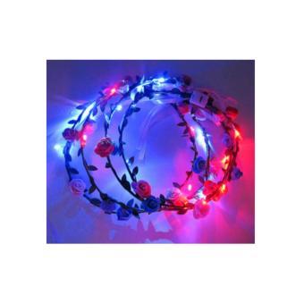 Bộ 5 cành đèn nháy trang trí hình hoa hồng - 8514329 , OE680HLAA51RI1VNAMZ-9304245 , 224_OE680HLAA51RI1VNAMZ-9304245 , 332500 , Bo-5-canh-den-nhay-trang-tri-hinh-hoa-hong-224_OE680HLAA51RI1VNAMZ-9304245 , lazada.vn , Bộ 5 cành đèn nháy trang trí hình hoa hồng