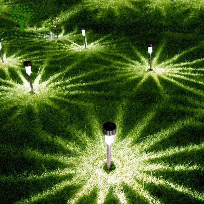 Bảng giá Mua Bộ 5 đèn năng lượng mặt trời trang trí sân vườn  MKT14
