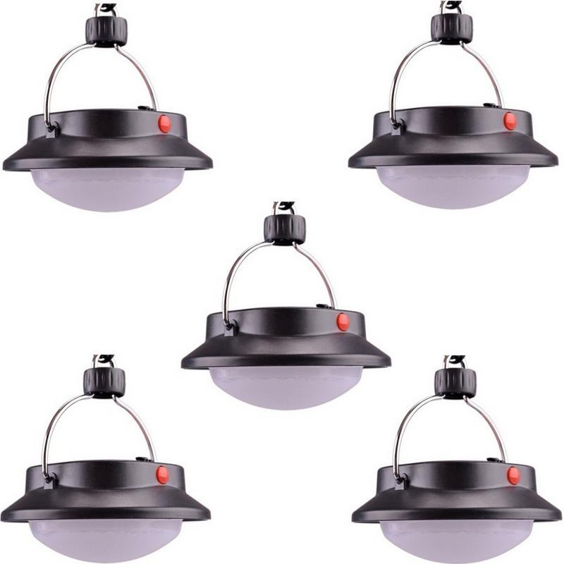 Bảng giá Bộ 5 đèn pin sạc ngoài trời Rinos RN2100