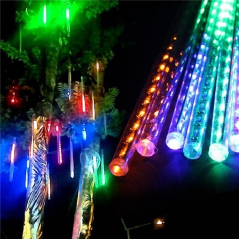 Bảng giá Bộ 5 đèn sao băng tuyết rơi 1m đủ màu