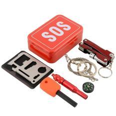 Bộ 6 dụng cụ cứu hộ đa năng Tmark