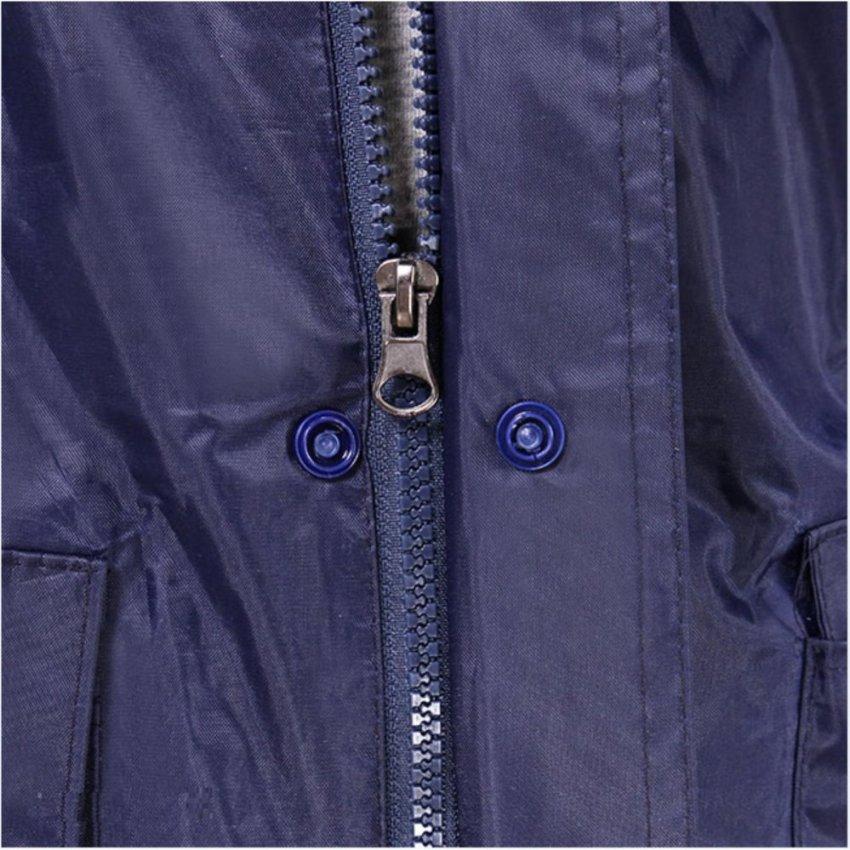 Bộ Áo Mưa Vải Dù Cao Cấp – Không Thấm Size M - 50kg