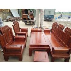 Nơi Bán Bộ bàn ghế Âu á gỗ Hương