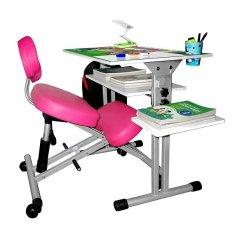 Địa Chỉ Bán Bộ bàn ghế học sinh thông minh Okyou BGHS FF1 OKyou – Ghế bảo vệ cột sống