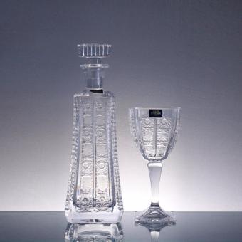 Bộ bình ly uống rượu Drink Set Bohemia BCL334/K1