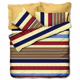 Bộ chăn drap Stripes Cake Windsir 180 x 200 cm
