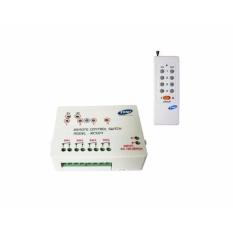 Bộ công tắc điều khiển từ xa 4 thiết bị sóng RF TPE RC5G4
